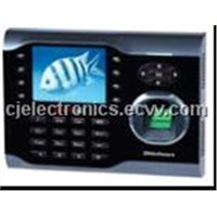 Fingerprint- CJ-iClock360 Self-service Fingerprint Multimedia Time & Attendance
