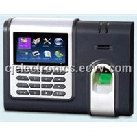 Fingerprint Access Control-CJ-X628C Standalone Fingerprint with Time Attendance