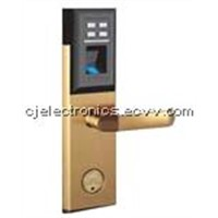 Fingerprint & password lock-Fingerprint Lock CJ-FL304