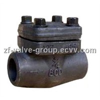 Forged Check Valve Welding
