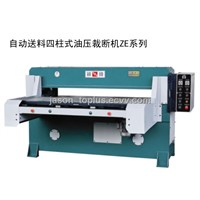 Four-pillar hydraulic cutting machineYF-30Z