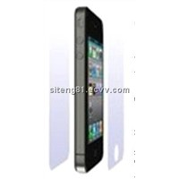 Front Screen+Back Guard Protector For Apple iPhone 4G