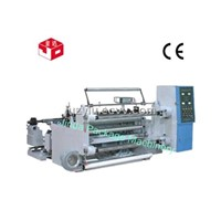 Fully Automatic High Speed Sliting And Rewinding Machine