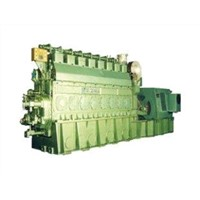G300 X320 Four Stroke Middle Speed Diesel Engine Generator Set