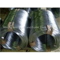 Galvanized Iron Wire And Hot-Dip Zinc-Planting Iron Wire