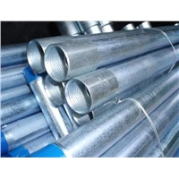 Galvanized Pipes (ASTM-A53A) /Galvanized Steel Pipe