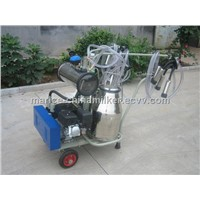 Gasoline Engine Milking Machines For Cow & Goat