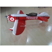 GeeBee-R3 30CC balsa wood airplane