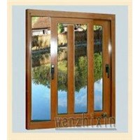 German hardware fly screen weatherproof aluminum sliding windows for residential
