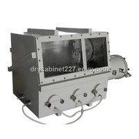Glove Box for Lithium Ion Battery Production