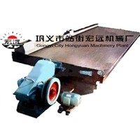 Good Quality Shaking Table with Low Price from Henan Hongyuan