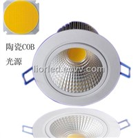 Good quality 20W COB Led down light with CE approval