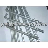HDG ANCHOR BOLT FOR STEEL STRUCTURE