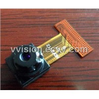 HD 720P pixel golden finger ov9712 cmos camera module for MP4,mini dvr module, reverse camera