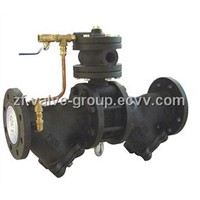 Hg41X Pollution Cut Off Valve