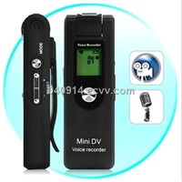 Hidden Spy Voice Recorder with Camera, Mini Spy Camera
