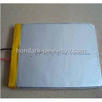 High Capacity Li Polymer Battery 3.7V 10000mAh