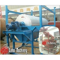 High Intensity Iron Ore Sand Magnetic Separator