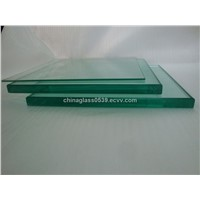 High Quality Tempered Glass for Ceiling