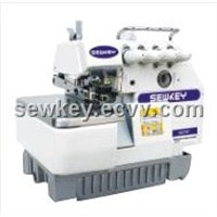 High Speed Overlock Sewing Machine (SK737F/747F /757F)