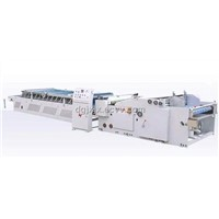 High Speed Semi- Automatic Flute  Laminating Machine