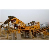 High frequency elecromagnetic vibrating screen with ISO9001:2008 approval