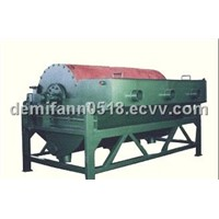 High intensity drum magnetic separator with ISO9001:2008 approval