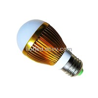 High-power Edison lamp 3w led bulb light