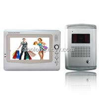 Home Security Video Surveilance Door Phone System / Home Security System