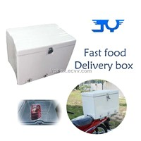 Hot Food Delivery Box With Insulated