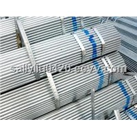 Hot-dipped galvanized steel pipe
