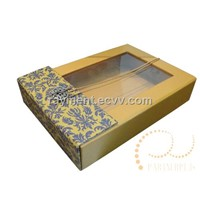 Hot  sell paper window box