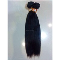 Human hair Weft human hair Weaving  human hair extension