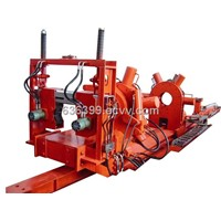 Hydraulic bucking unit