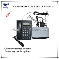 IMEI Changeable Fixed Wireless Terminal/Wireless Local Loop/VoIP Gateway