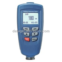 Integrated Coating Thickness Gauge (TT210A)
