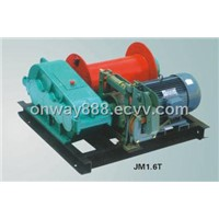 JM electric hoisting winch