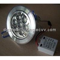 LED Ceiling lamp, high power while low wasting,environmental and harmless