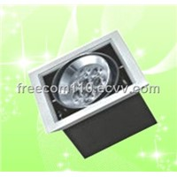 LED Grille light shell & aluminum profile in 6063