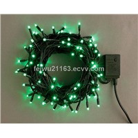 LED String Light(10m/100blubs,both outdoor and indoor use,low heat,waterproof)