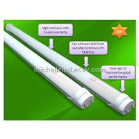 LED Tube light with TUV EN62471 and VDE