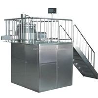 LHSG Series High Platform Mixer and Granulator