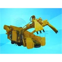 LZ-80 Underground heading and loading machine(80cbm/h)