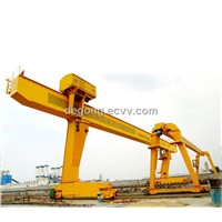 L Model Single Beam Gantry Crane for Heavy Duty Work