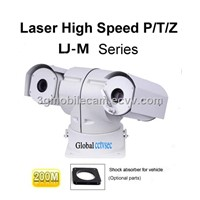 Laser ptz security camera LJ-M36WIR