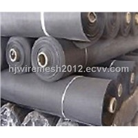 Low carbon wire mesh