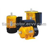Mc Series Aluminum Housing Single-Phase Capacitor Start Asynchronous Motor/Aluminum Capacitor