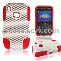 MESH CELL PHONE CASE FOR BLACK BERRY 8520