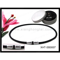 Magnetic hematite jewelry manufacture from china