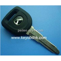 Mazda transponder key shell